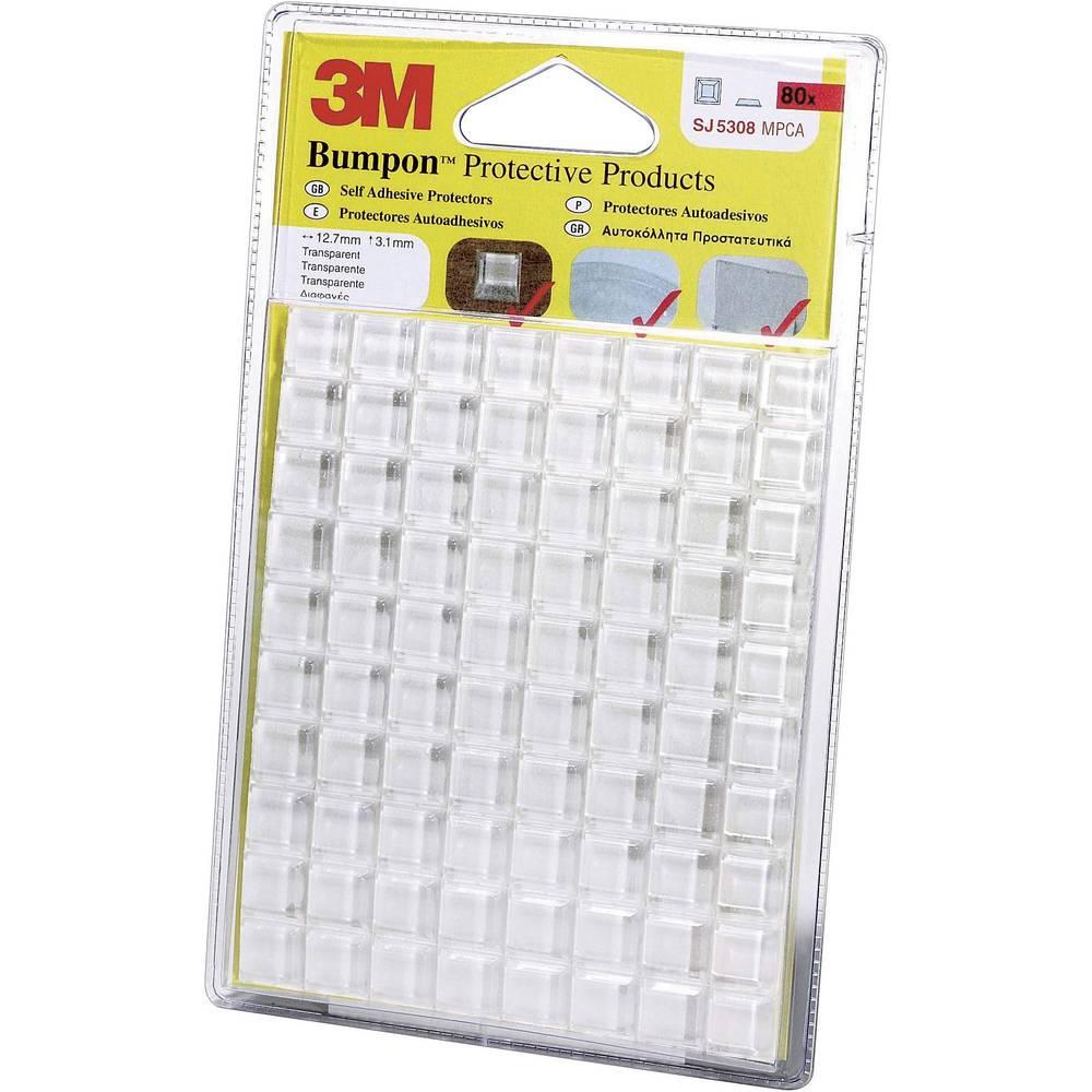 Bumpon elastični ublaživači, komplett (O x V) 12.7 mm x 3.1mm SJ 5308 MPCB 3M