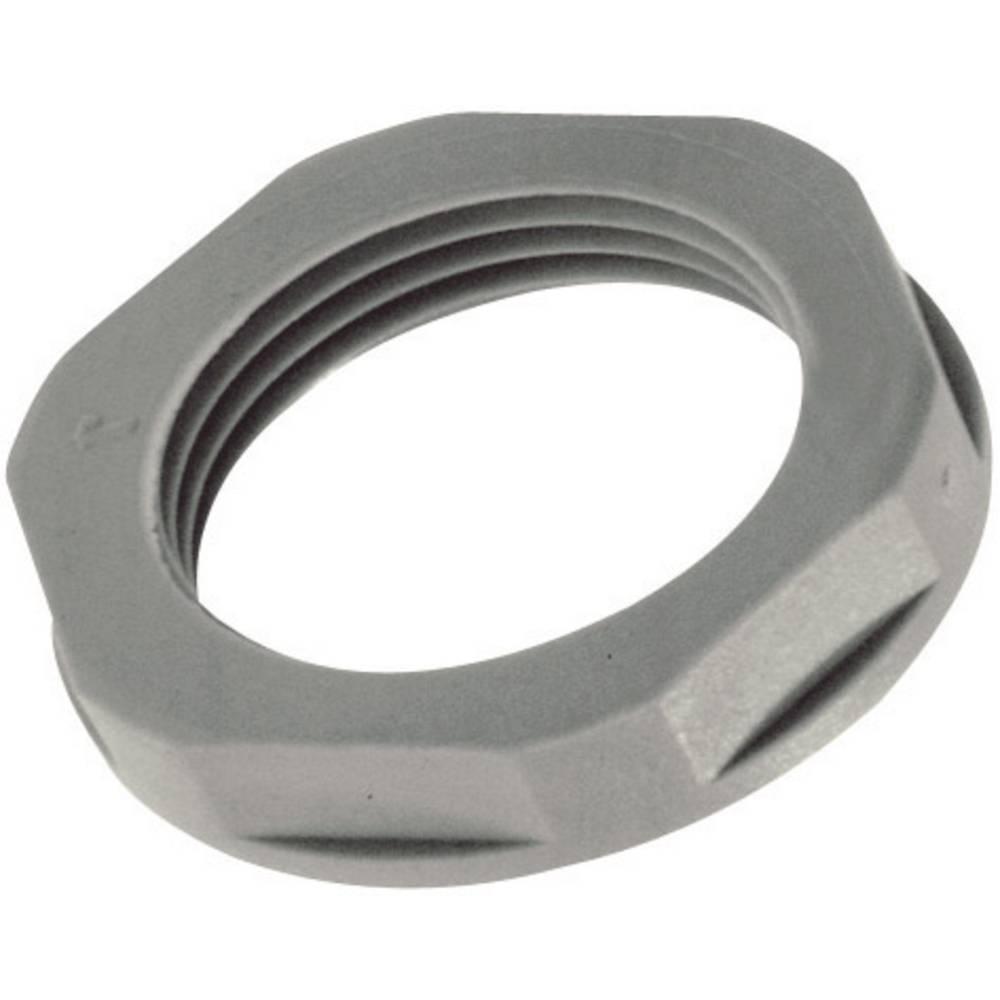 LappKabel Skintop® låsemøtrikken GMP-GL-PG SKINTOP® GMP-GL Lysegrå (RAL 7035)