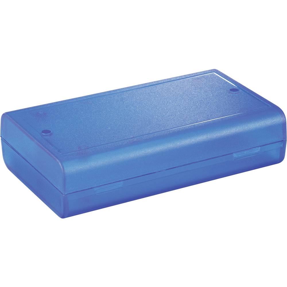 Universalkabinet 124 x 72 x 30 Plast Blå Strapubox 2515BL 1 stk