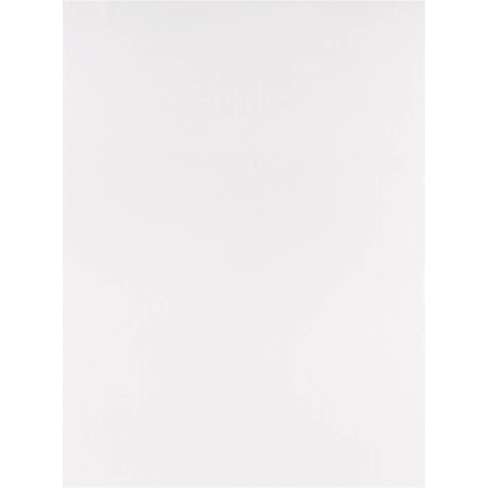 Polyesterfolie Belagt, Selvklæbende Hvid (L x B) 297 mm x 210 mm 1 stk