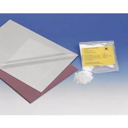 Messingplade Bungard Fotolamineret, negativ Messing (L x B x H) 215 x 145 x 0.3 mm 271003.145 1 stk