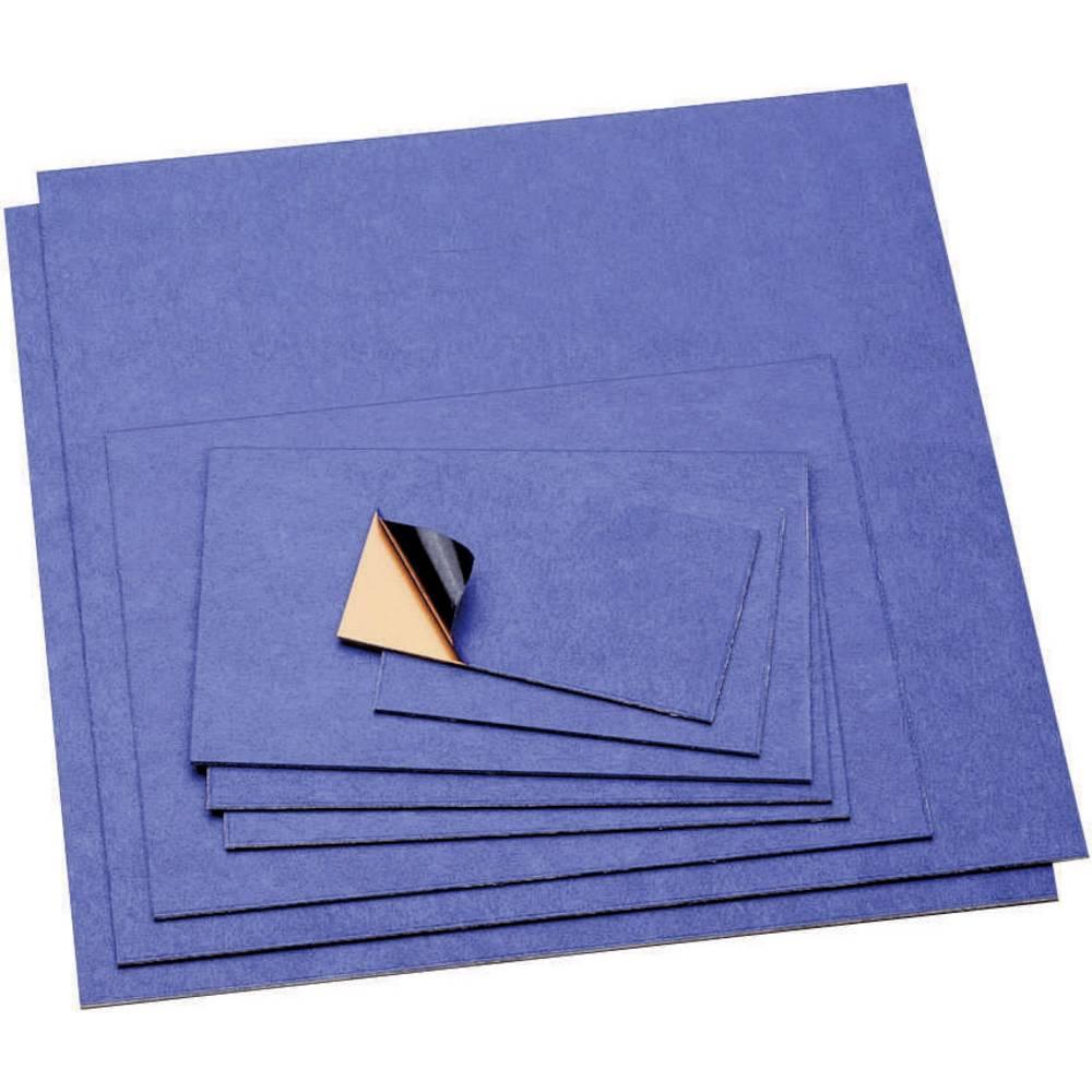 Bungard-osnova za tiskano vezje 120306Z33-10, 160x100x1.5mm, epoksi, 2x35µm, Cu10er Pack