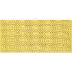Platine (value.1292430) uden Cu-belægning Hårdt papir (L x B) 50 mm x 100 mm Rastermål 2.54 mm WR Rademacher WR-Typ 712-1 Indhol