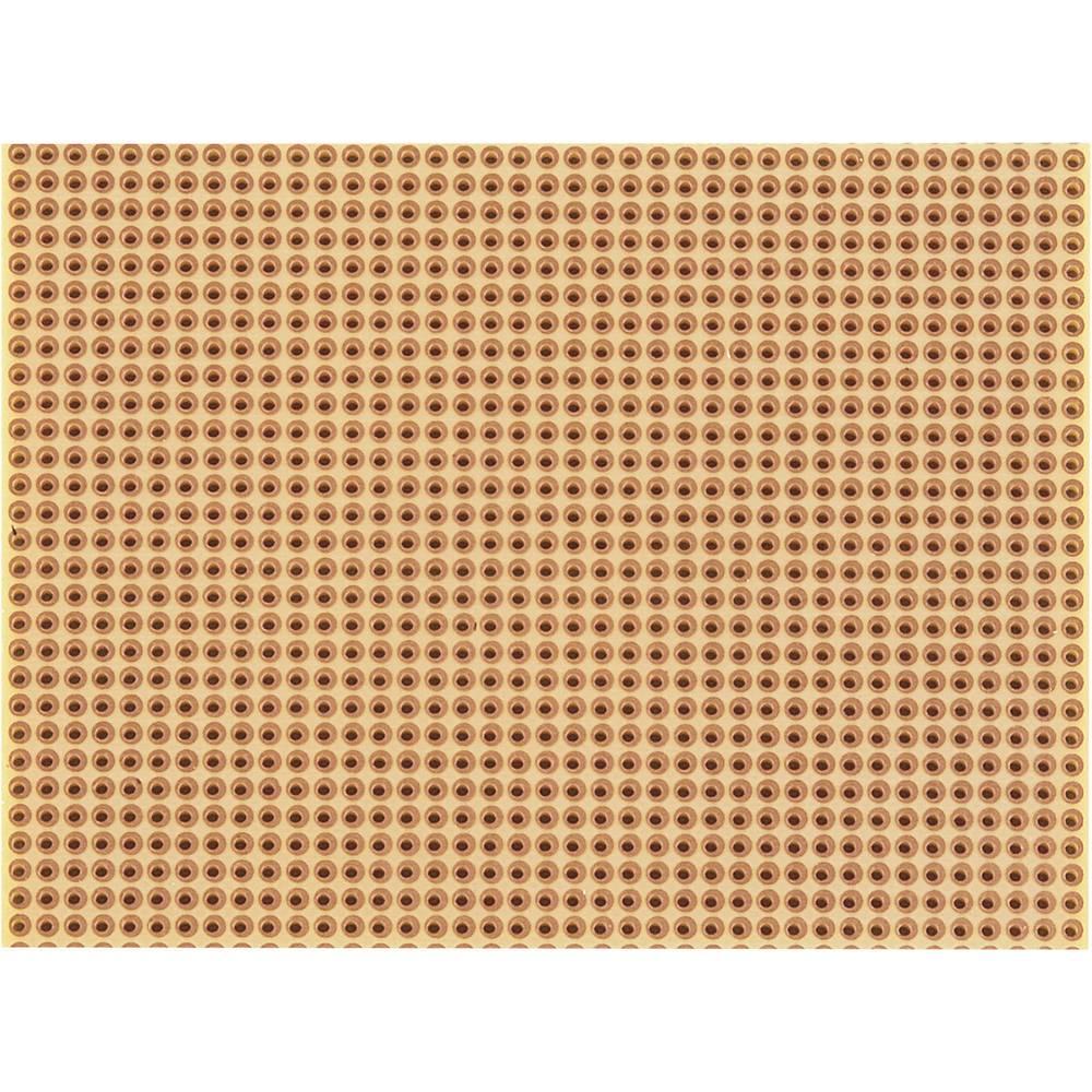 WR Rademacher Raster plošča stočkovnim rasterjem (D xŠ xV) 100 x 75 x 1,5 mm mere VK C-811-2