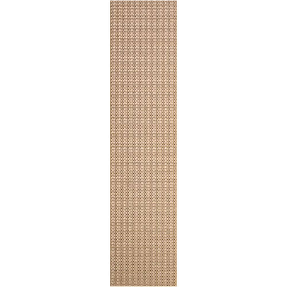 Printplade Hårdt papir (L x B) 500 mm x 100 mm 35 µm Rastermål 2.54 mm WR Rademacher WR-Typ 811-7 Indhold 1 stk