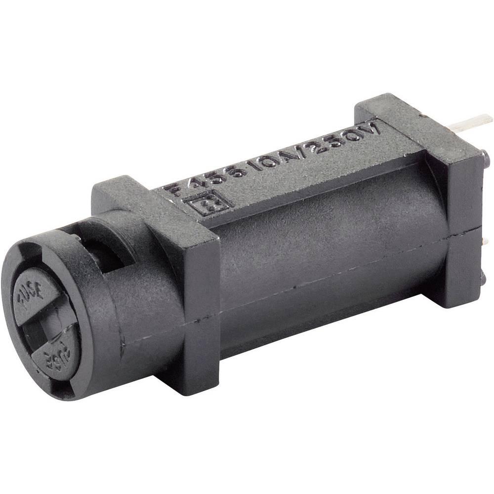 ESKA Bulgin Držalo varovalke,5x 20 mm stoječi Primerno za varovala FX0456