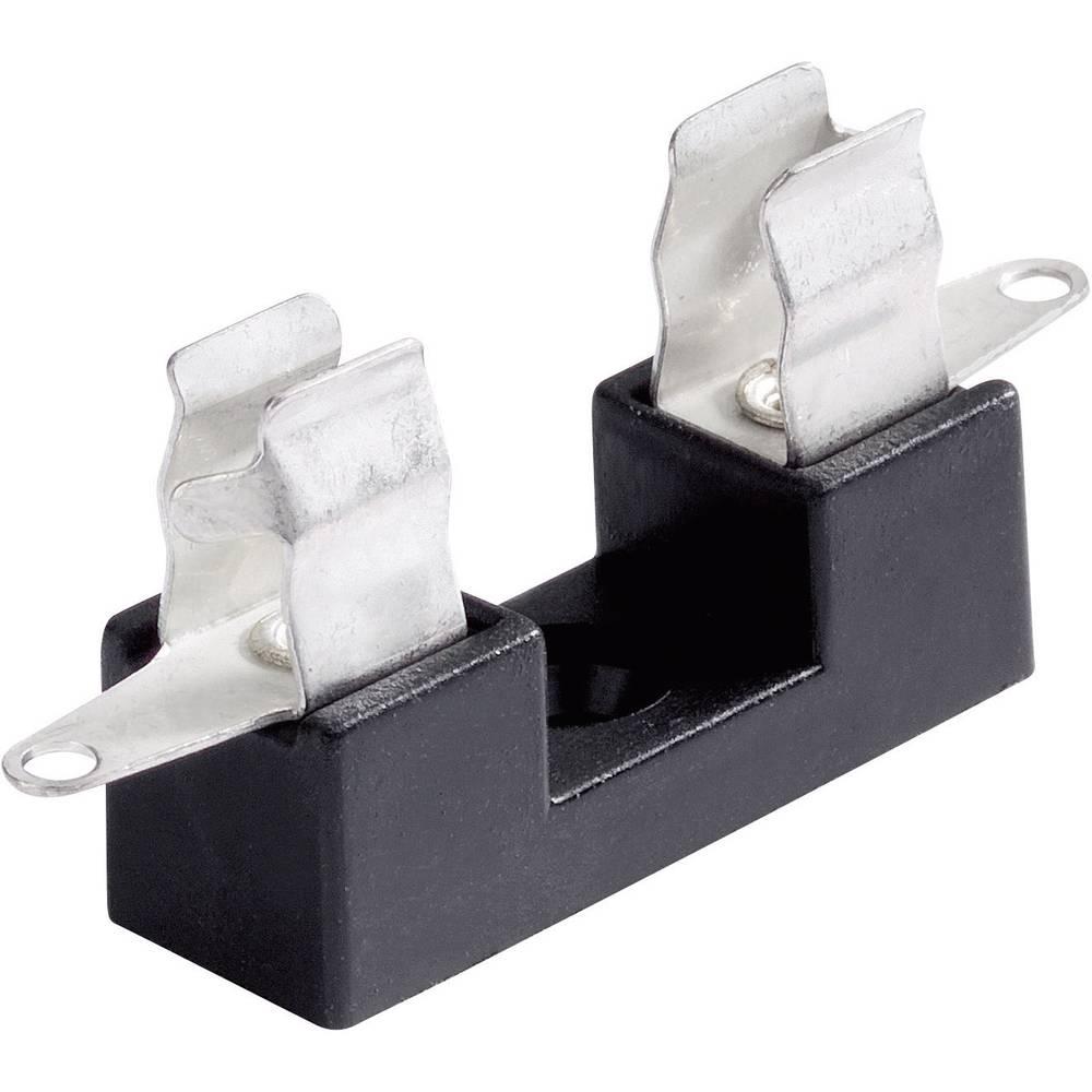 Držalo varovalk, primerno za fino varovalko 5 x 20 mm 6.3 A 250 V/AC Bulgin FX0360 1 kos