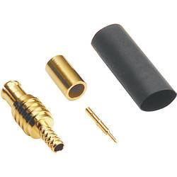 MCX-stikforbindelse BKL Electronic 0416002 50 Ohm Stik, lige 1 stk
