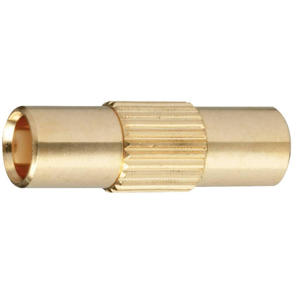 HF-adapter ženski konektor MCXna ženski konektor MCX BKL Electronic 416302