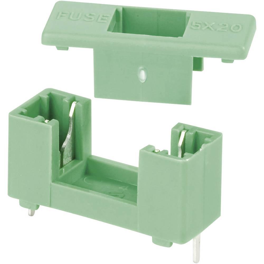 Držalo za varovalke, izdelek primeren za mini varovalko 5 x 20 mm 6.3 A 250 V/AC ESKA 506.000 1 kos