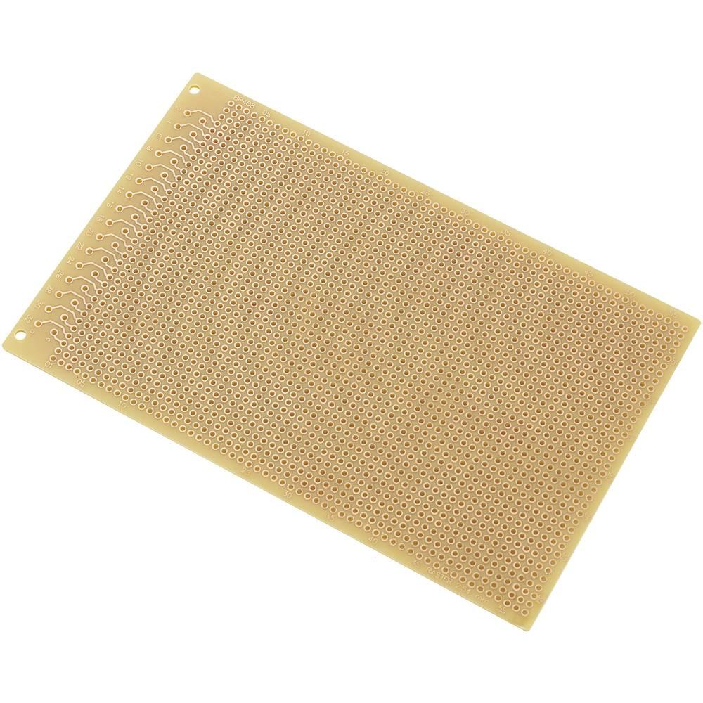 Plošča za tiskano vezje SU527413, DIN 41612, (D x Ĺ ) 160 mm13, DIN 41612, (D x Ĺ ) 160 mm Conrad
