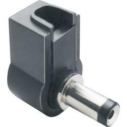 Niskonaponski konektor, utikač, kutni 3.8 mm 1 mm TRU Components 1 kom.