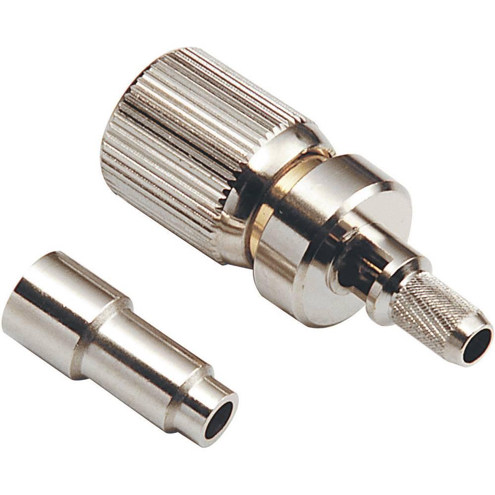 Koaksialni konektor 1.6/5.6 moški konektor za stiskanje s pozlačenimi kontakti BKL Electr 415100 BKL Electronic