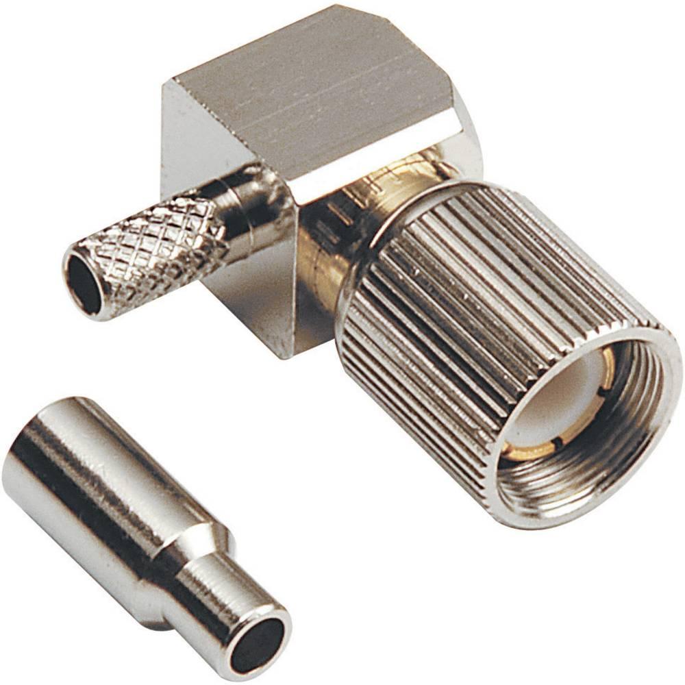 1,6, 5,6-koaksial-stikforbindelse BKL Electronic 0415104 75 Ohm Stik, vinklet 1 stk