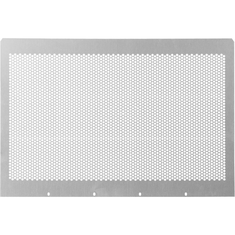 Dækkeplade Schroff multipacPRO 30860-511 Perforeret (B x H x T) 412 x 1 x 280 mm 1 stk