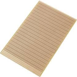 Plošča za tiskano vezje SU527815, 160 mm x 100 mm, 2,54 mm,15, 160 mm x 100 mm, 2,54 mm, Conrad