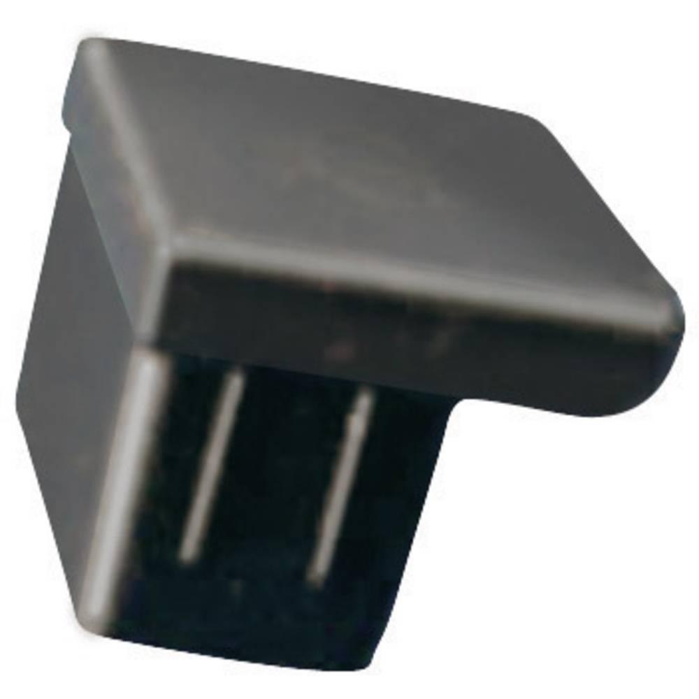 Kapa RJ11 silikon, kaučuk crne boje Richco CP-RJ11 1 kom