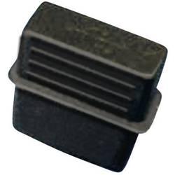 Täckkåpa Richco CP-USB-A USB-A Silikon, Gummi Svart 1 st