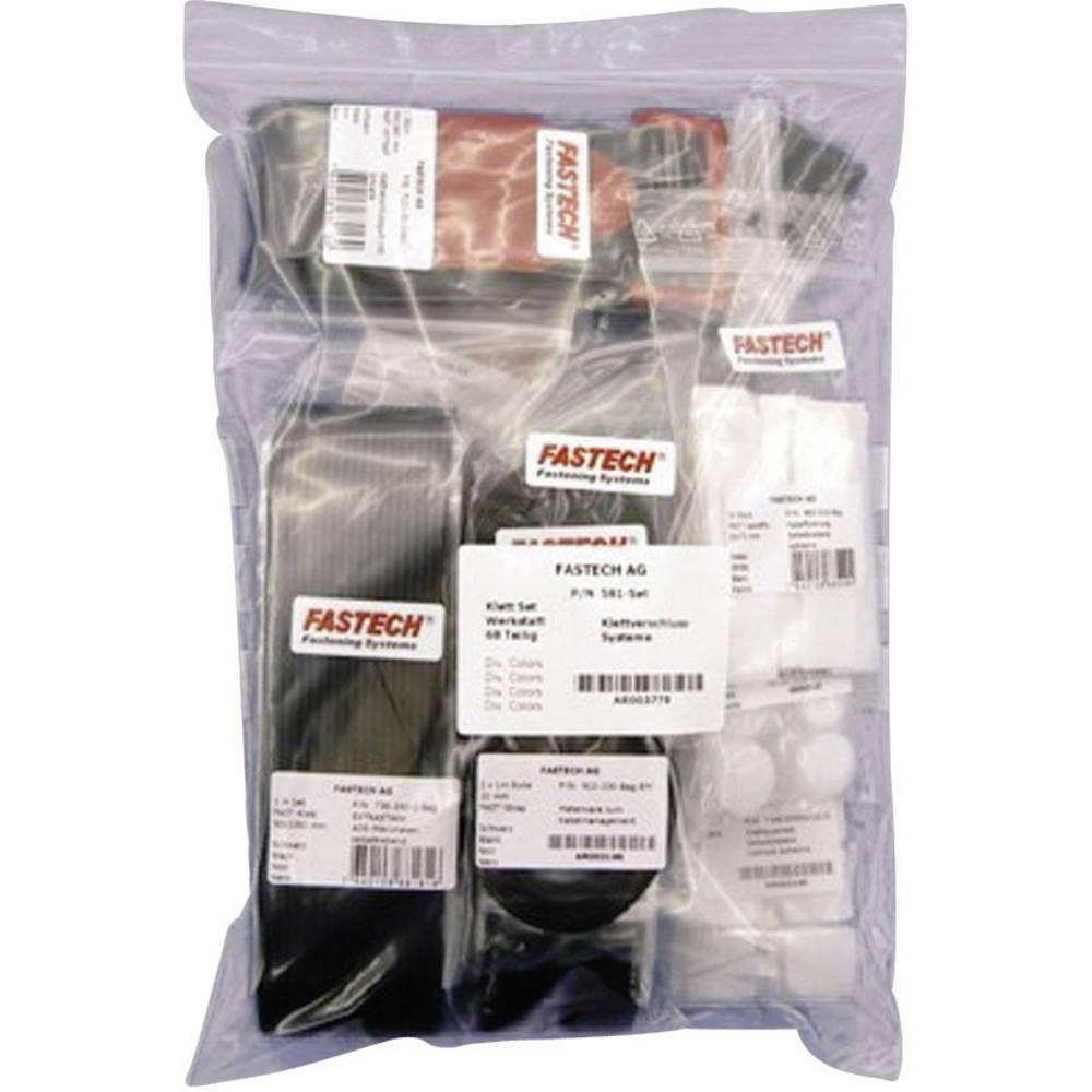 Asortiman čičaka 581-Set-Bag Fastech 67 dijelova