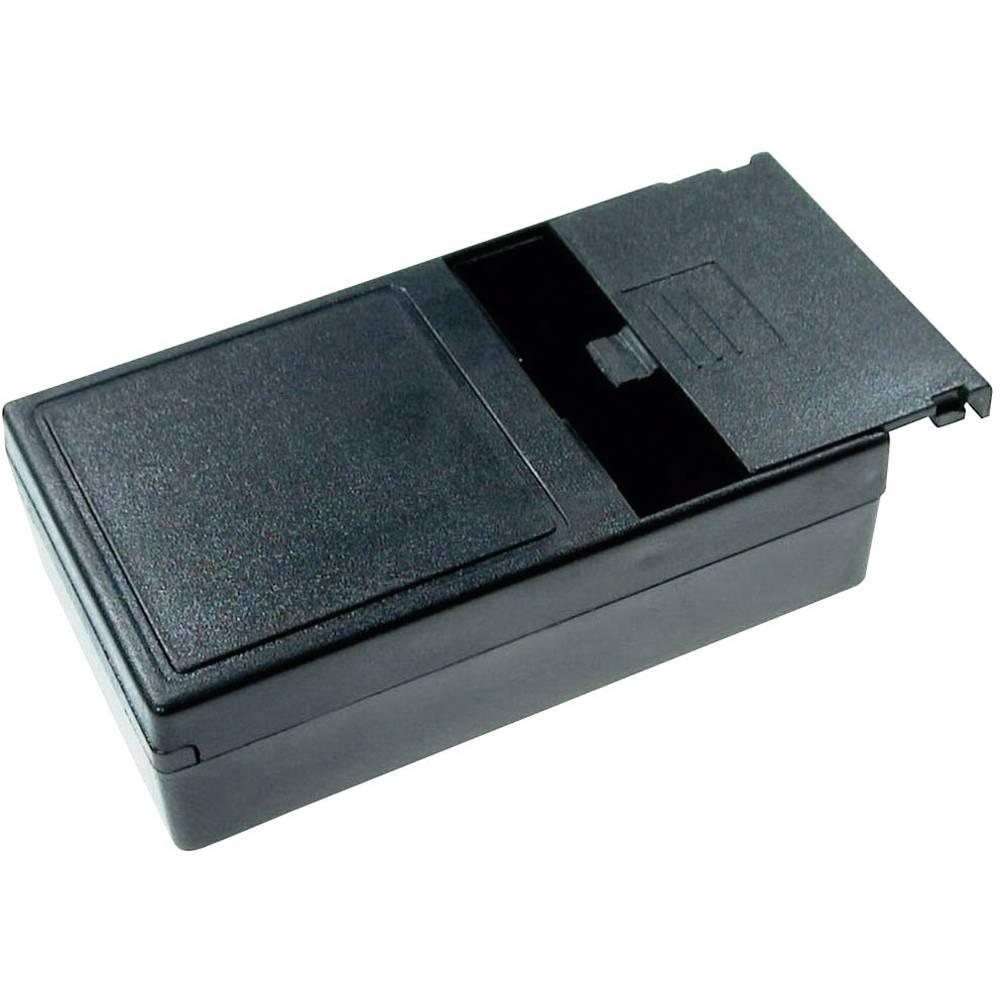 Universalkabinet 104 x 62 x 30 Plast Sort Kemo G03B 1 stk