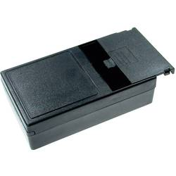 Kemo kućište od umjetne mase sprostorom za baterije G03B, (DxŠxV) 104 x 62 x 30 mm, crni