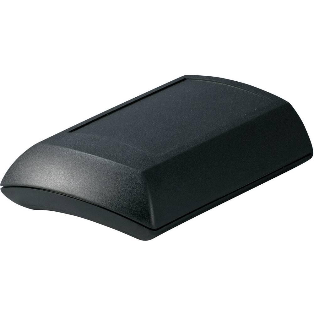 Hånd-kabinet OKW ERGO-CASE D7010109 150 x 100 x 40 ABS Sort 1 stk