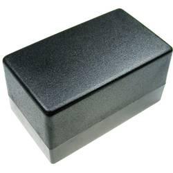 Kemo Ohišje iz umetne mase G083, (D x Šx V) 120 x 70 x 65 mm, črno