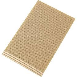 Europlatine (value.1292428) Hårdt papir (L x B) 160 mm x 100 mm 35 µm Rastermål 2.54 mm TRU COMPONENTS SU527661 Indhold 1 stk