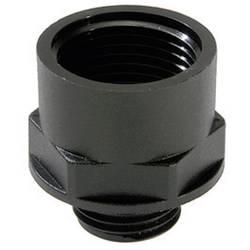 Kabelförskruvning Adapter Wiska 10064751 M16 Polyamid Svart (RAL 9005) 1 st