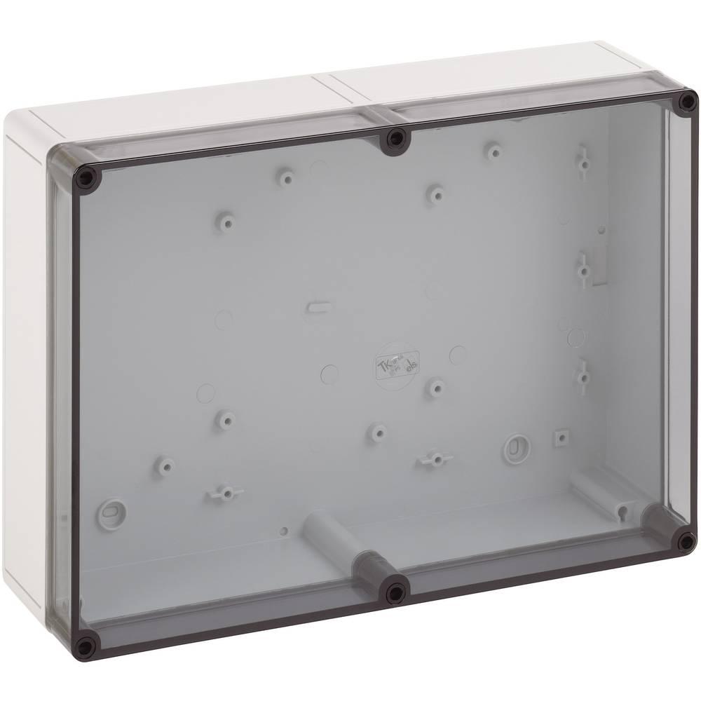 Spelsberg (DxŠ xV) 130 x130 x 75 mm svijetlo siva (RAL7035) 11100501