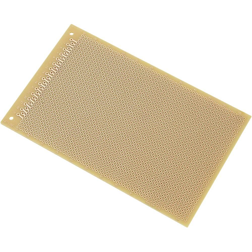 Ploča za tiskanu pločicu SU528196, (DxĹ ) 160 x 100 mm Conrad