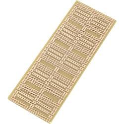IC tiskano vezje, trdi papir (D x Š) 60 mm x 160 mm 35 µm raster 2.54 mm TRU Components SU527181 vsebina: 1 kos