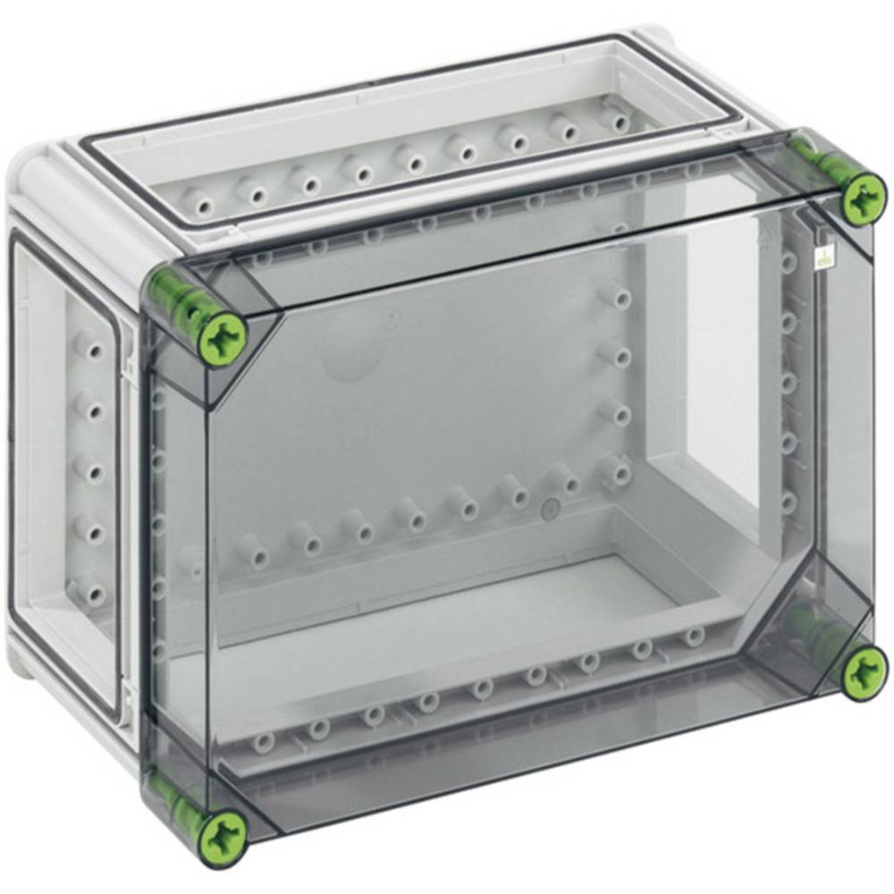 Spelsberg GTI 1-t-Instalacijsko kućište, polikarbonat, sivo, 320x220x179mm 1000101