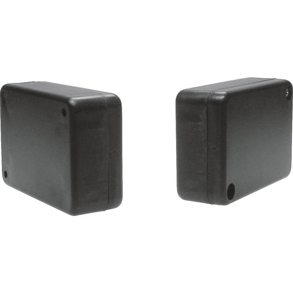 Strapubox KK52GR-Univerzalno kućište, ABS sivo, 80x55x28mm