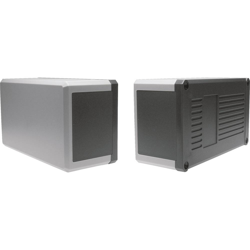 Strapubox kućište od umjetne mase KG 300 ABS-plastika, (DxŠ xV) 120 x 70 x 65 mm, crna KG300