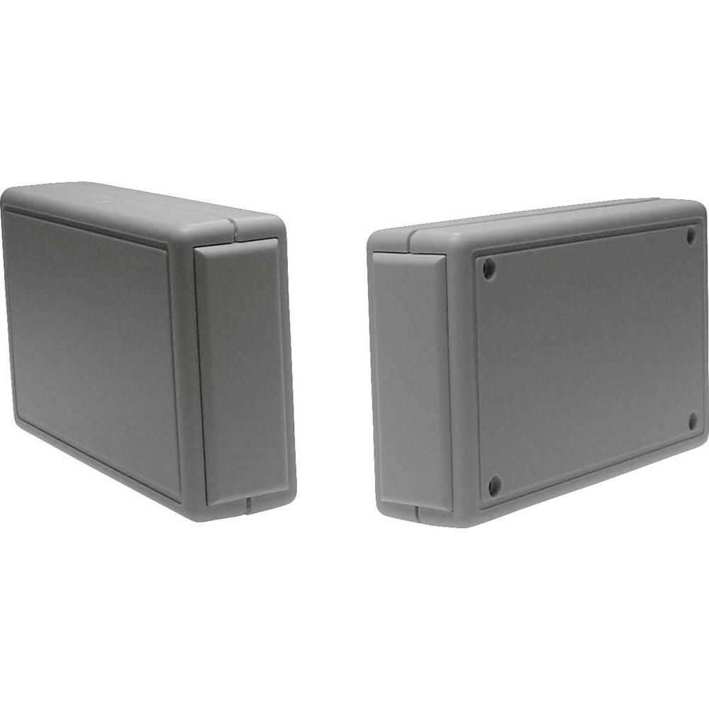 Universalkabinet 100 x 60 x 25 ABS Grå Strapubox 2834 GR 1 stk