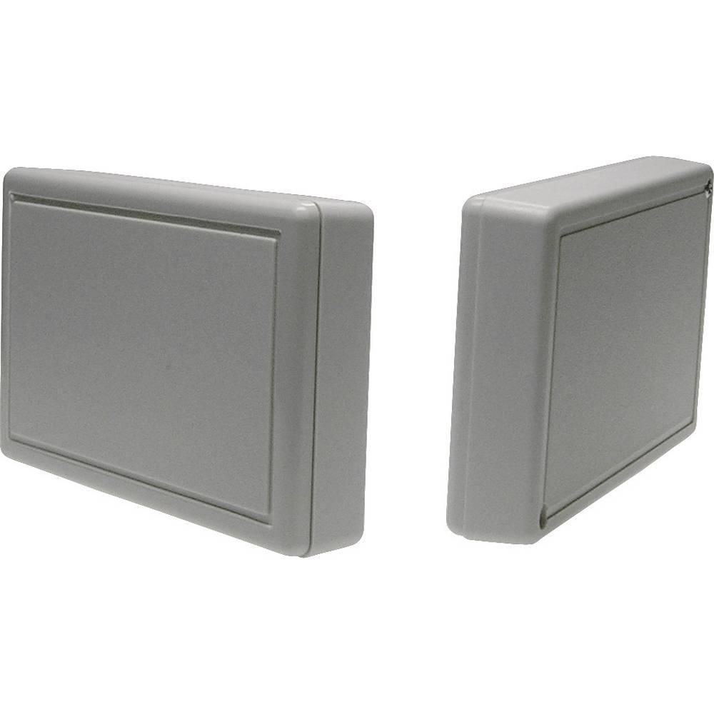 Strapubox kućište od umjetne mase 2218 GR, ABS plastika, (DxŠxV) 102.5 x 61.5 x 18 mm
