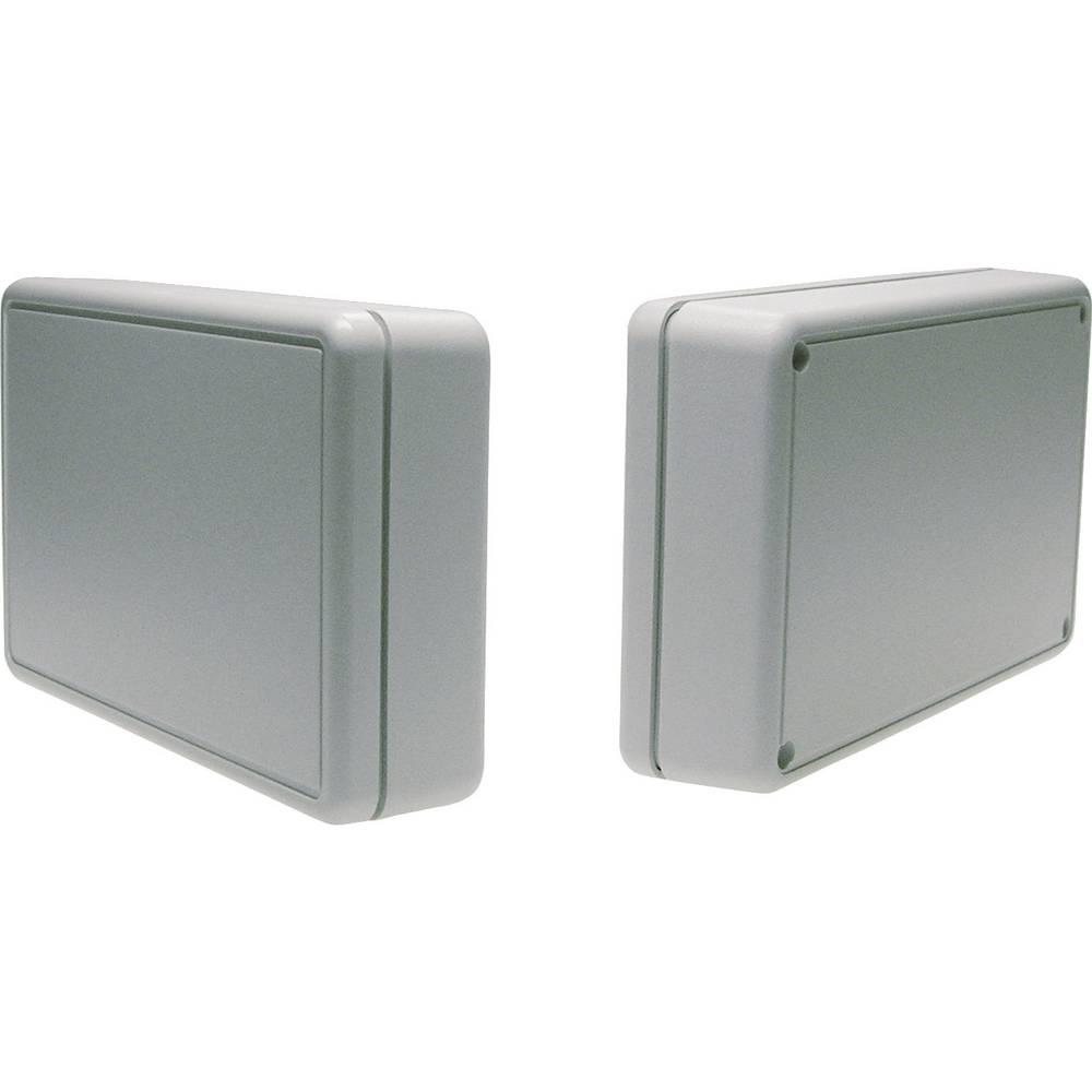Strapubox kućište od umjetne mase 2006GR, ABS plastika, (DxŠxV) 125 x 74 x 27 mm, siva