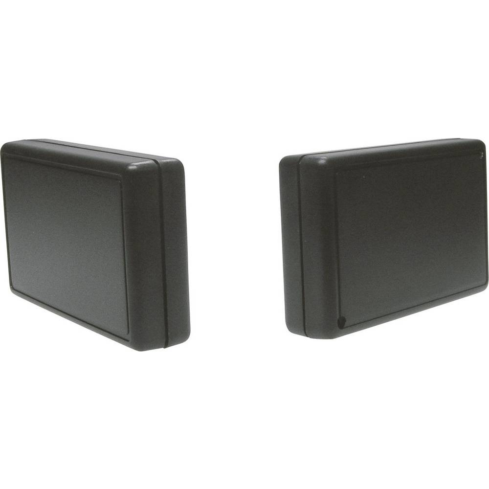 Strapubox kućište od umjetne mase 2230SW, ABS plastika, (DxŠxV) 106 x 62.5 x 23 mm, crna