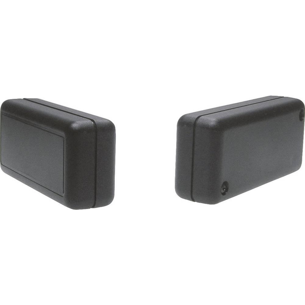 Strapubox kućište od umjetne mase 2099SW, ABS plastika, (DxŠxV) 90 x 40 x 26 mm, crna