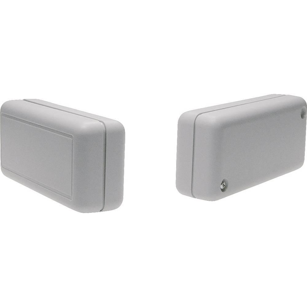 Strapubox kućište od umjetne mase 2099GR, ABS plastika, (DxŠxV) 90 x 40 x 26 mm, siva