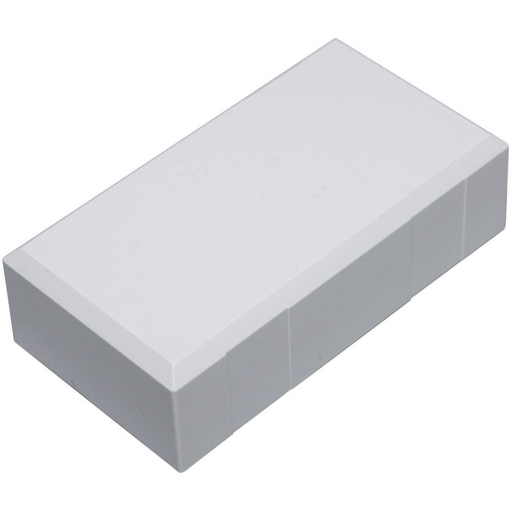 Stikkabinet Conrad Components ESO 1250 125 x 67 x 50 Polycarbonat, ABS Lysegrå 1 stk