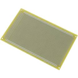 IC-Platine (value.1292433) Epoxid (L x B) 100 mm x 160 mm 35 µm Rastermål 2.54 mm TRU COMPONENTS SU540423 Indhold 1 stk