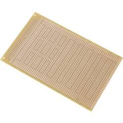 IC tiskano vezje, trdi papir (D x Š) 160 mm x 100 mm 35 µm raster 2.54 mm TRU Components SU527823 vsebina: 1 kos