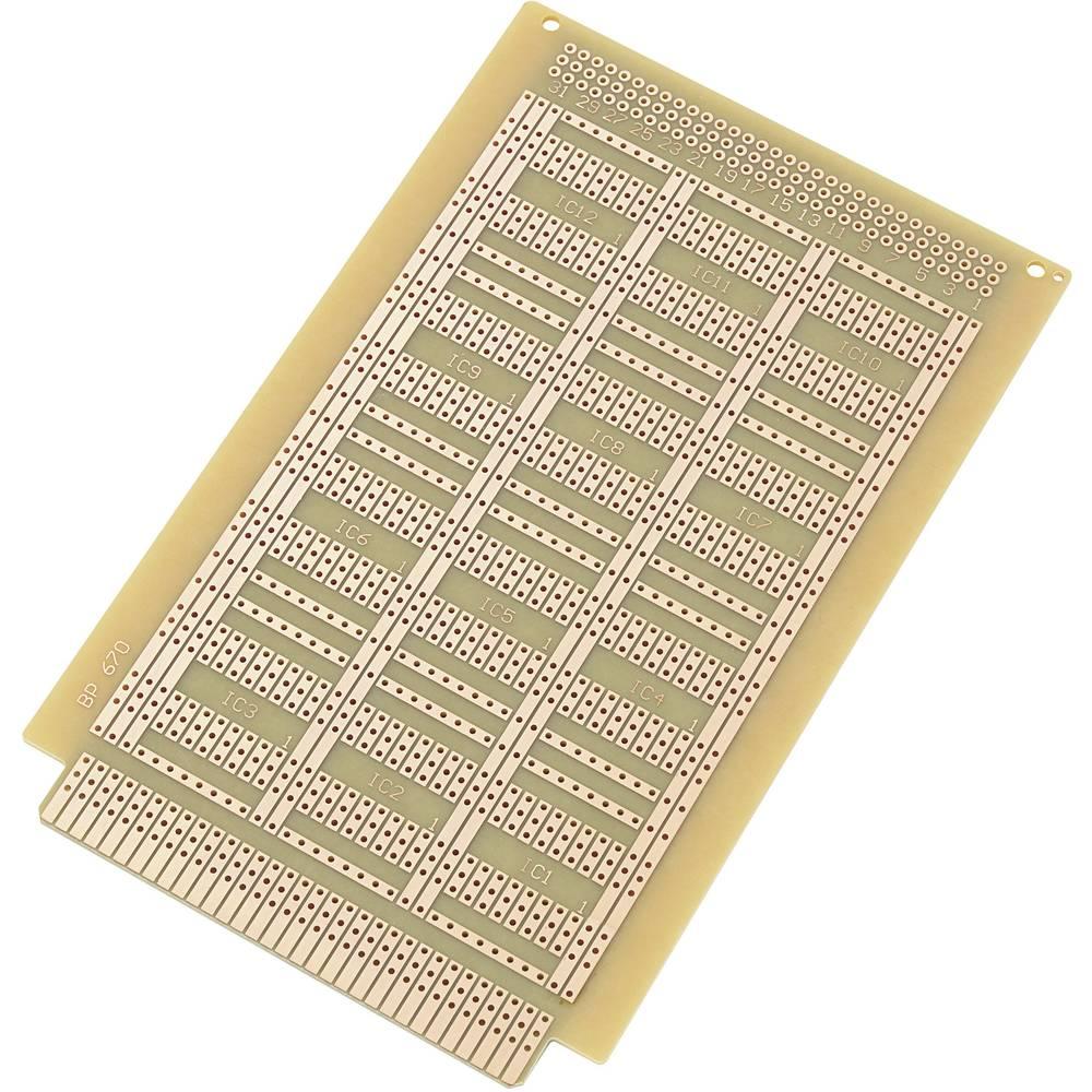 Preizkusna ploščica za tiskanovezje SU527670, (D x Ĺ ) 160 mvezje SU527670, (D x Ĺ ) 160 m Conrad