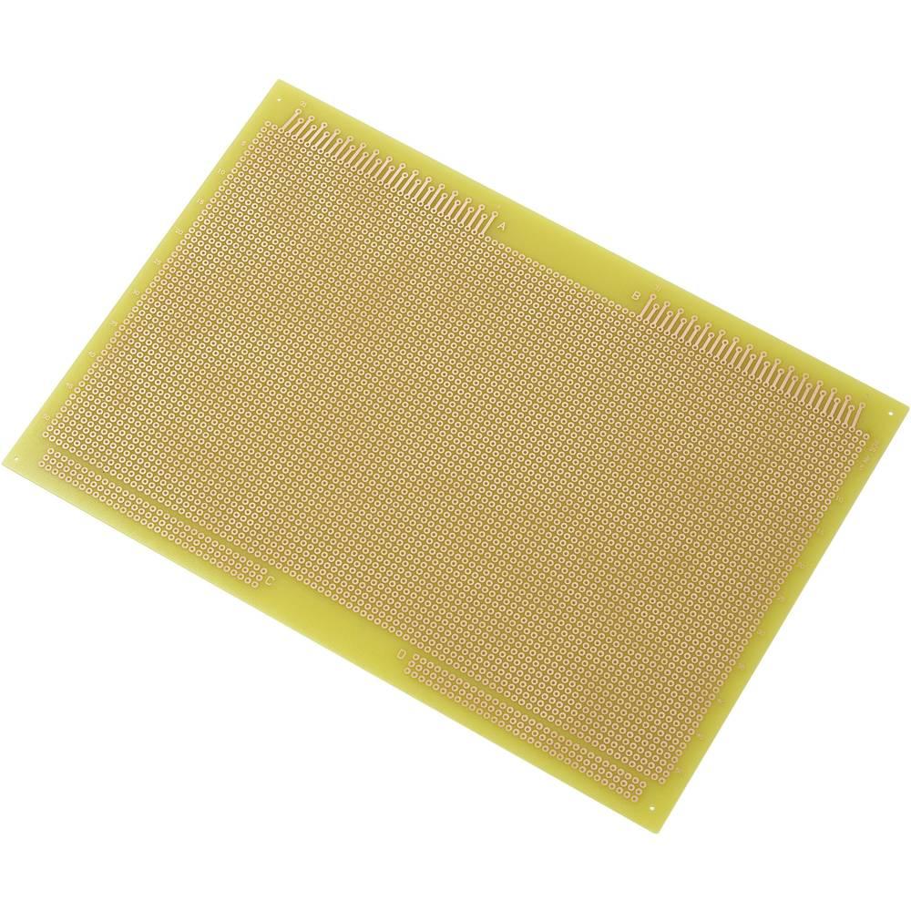 Dvojna plošča za tiskano vezjeSU527998, 233,4 mm x 160 mm,SU527998, 233,4 mm x 160 mm, Conrad