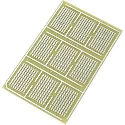 SMD-Europlatine (value.1292431) Epoxid (L x B) 160 mm x 100 mm 35 µm Rastermål 1.27 mm Conrad Components SU528048 Indhold 1 stk