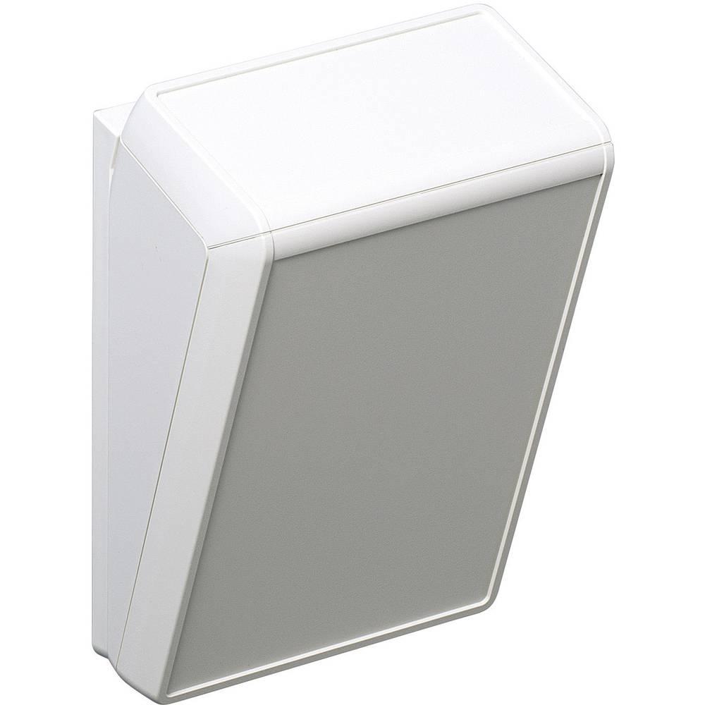 OKW D4056117-Konzolno kućište, ABS sivo/bijelo, 148x210x90/35mm