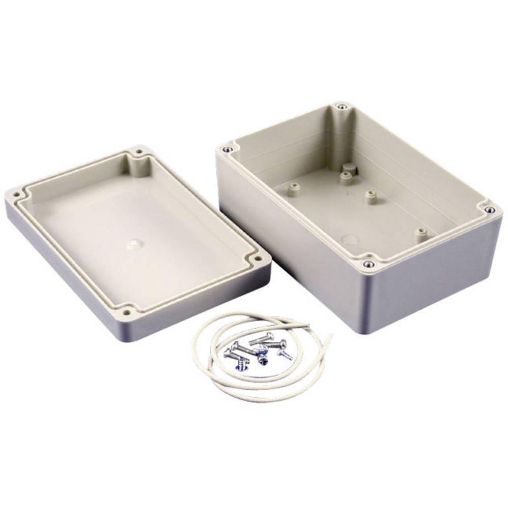 Hammond Electronics RP1135-Univerzalno kućište, ABS svijetlo sivo, 125x85x55mm