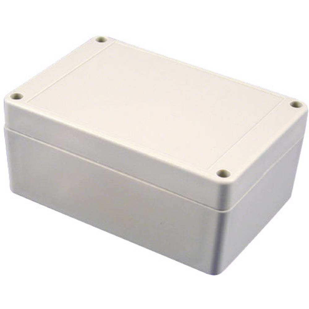 Universalkabinet 65 x 60 x 40 ABS Lysegrå Hammond Electronics RP1025 1 stk